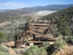 High Desert Mining Site